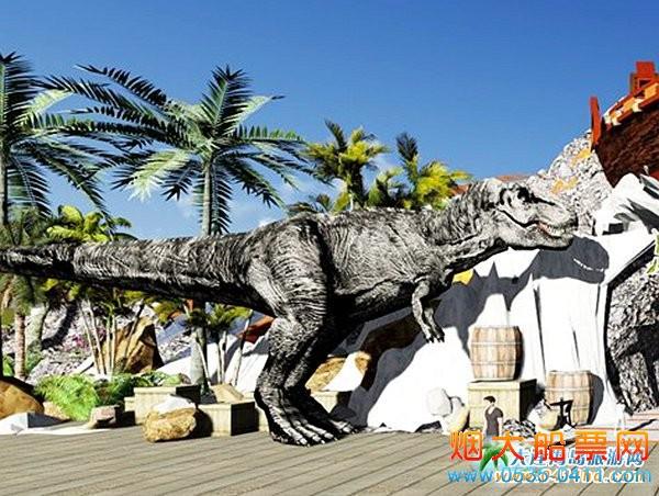 虹溪谷欢乐大世界恐龙谷